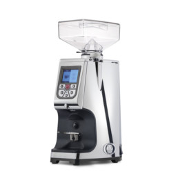 Eureka Atom Coffee Grinder - Chrome