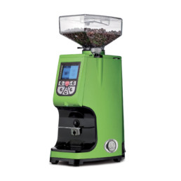 Eureka Atom Coffee Grinder - Metallic Emerald
