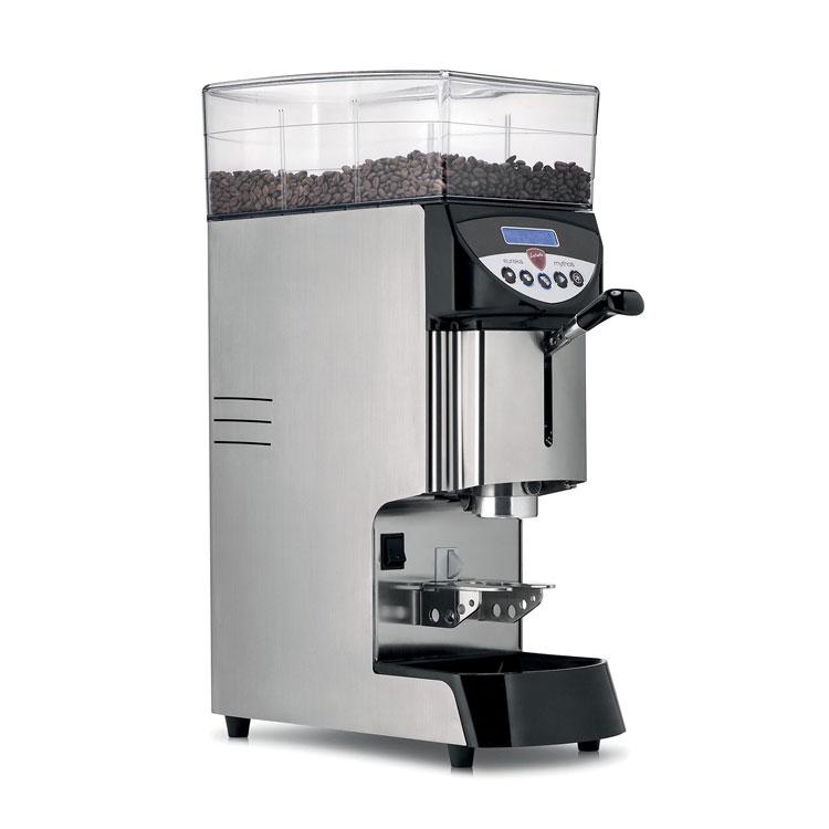Eureka Mythos Coffee Grinder - Inox Polished