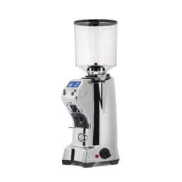 Eureka Zenith 65 E HS Coffee Grinder - Chrome