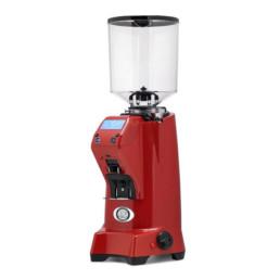 Eureka Zenith 65 E HS Coffee Grinder - Ferrari Red