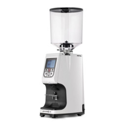 Eureka Atom Specialty 75 Coffee Grinder - White